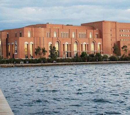 Concert Hall of Thessaloniki
