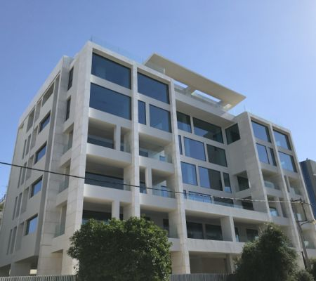 Private Office Building at Palaio Faliro, Athens